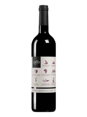 יין יפו סובאז קברנה